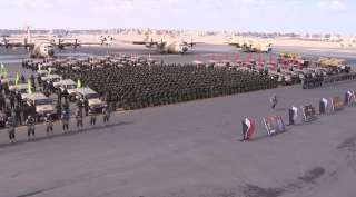 فيديو.. المتحدث العسكري للقوات المسلحة ينشر فيديو جديد لمناورة «قادر 2020»