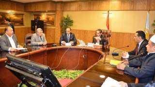 محافظ الغربية يوجه بتطوير حديقة الأمل ونادي الياسمين بالمحلة الكبرى