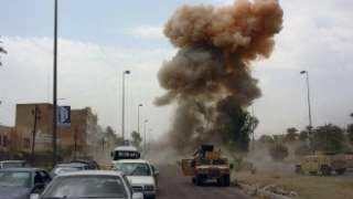 إصابة 3 عراقيين في انفجار سيارة مفخخة بالأنبار (فيديو)