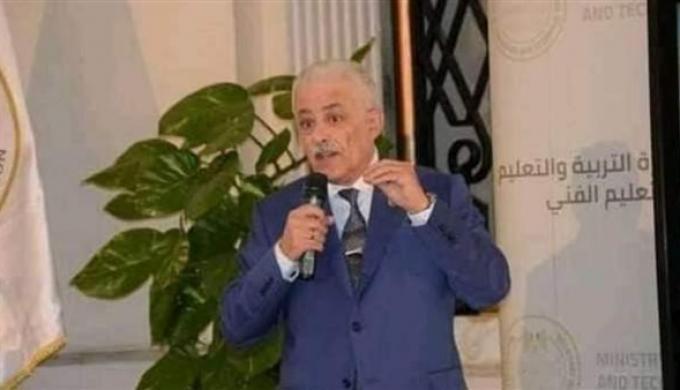 وزير التعليم: حسم مصير 100 ألف طالب بالثانوية العامة بعد «تجريبية مايو»