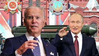 بايدن مهاجمًا بوتين: رجل خطير على رأس اقتصاد يمتلك أسلحة نووية وآبار نفط